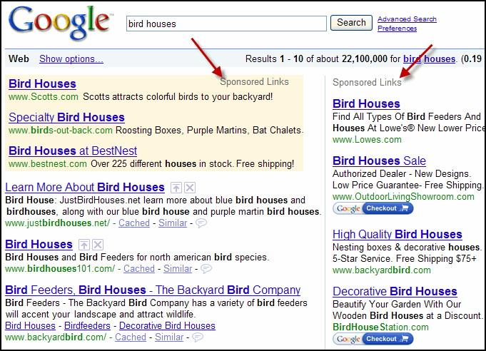 Google nu este responsabil de continutul reclamelor postate