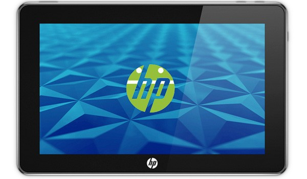 Hp Google Android Tablet