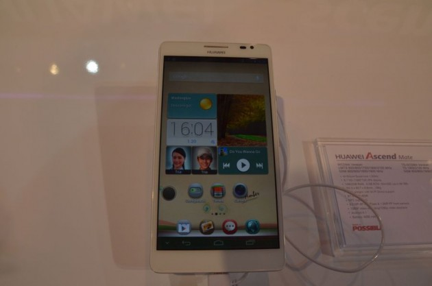 Huawei Ascend Mate Specificatii