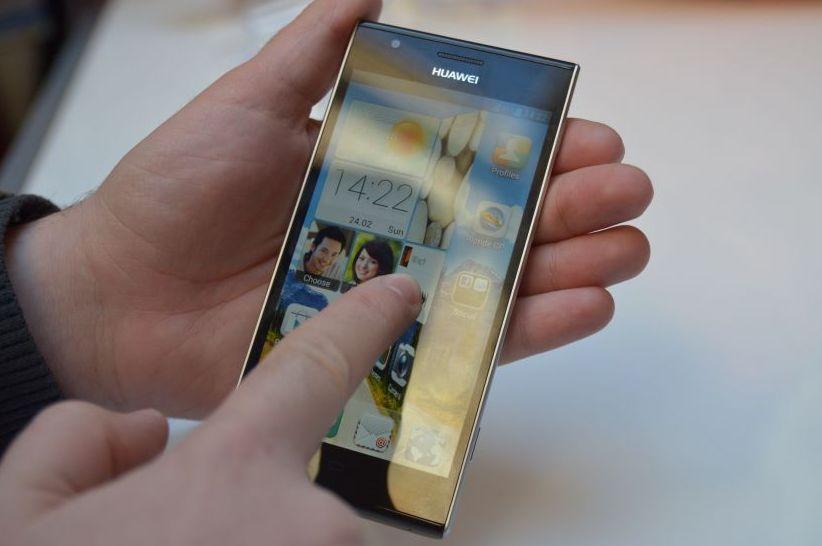 Huawei anunta oficial Ascend P2