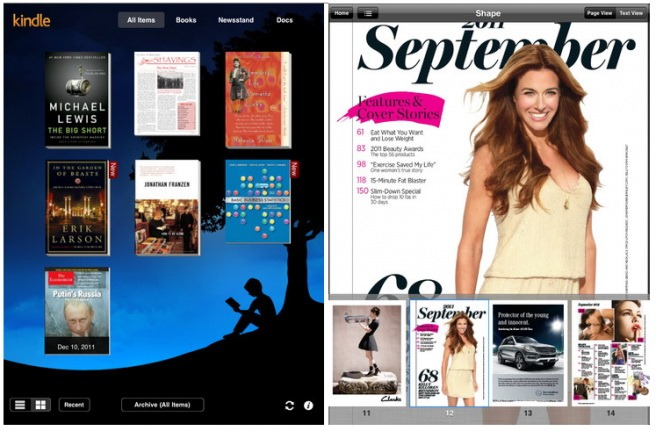 Amazon va previne: Nu faceti update la Kindle pentru iOS