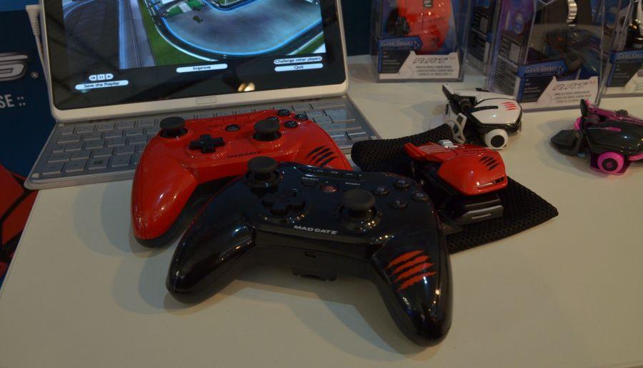 GameSmart de la Mad Catz, prezentat la MWC 2013