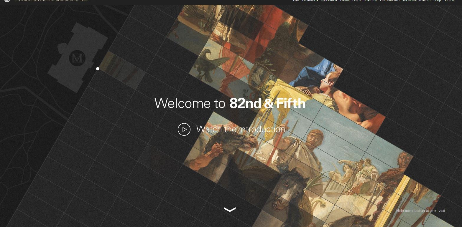 Muzeul MET din New York lanseaza un serial online gratuit despre arta
