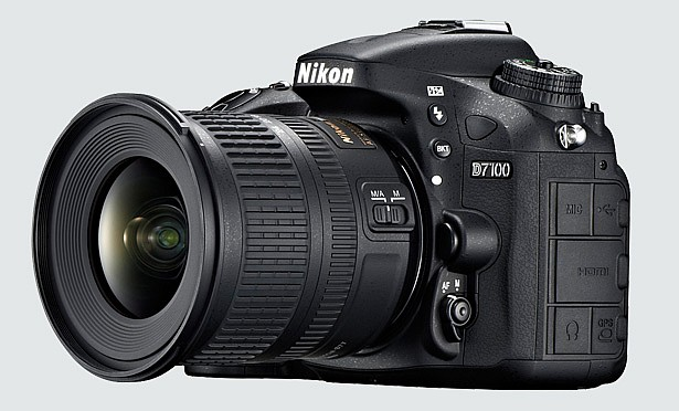 Nikon D7100 – Cel mai performant DSLR in format DX