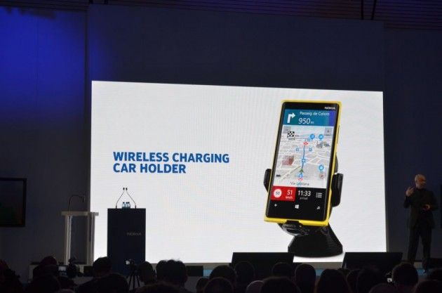 Nokia Lumia 720 Wireless Charging