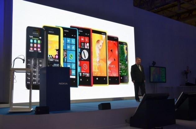 Nokia Lumia WMC 2013