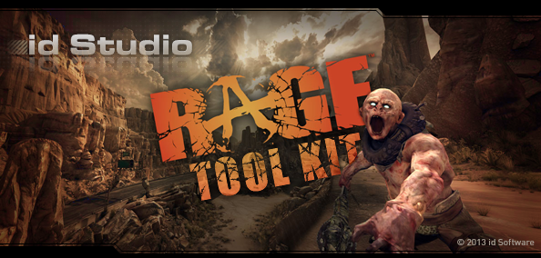 RAGE Tool Kit disponibil pe Steam