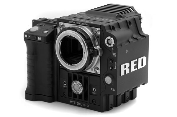 Red Epic-M proces versus SONY