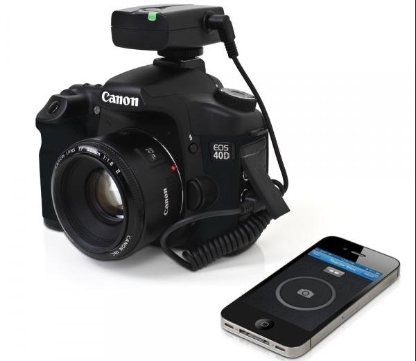Satechi BT Smart Trigger, o telecomanda inteligenta pentru DSLR-uri Canon