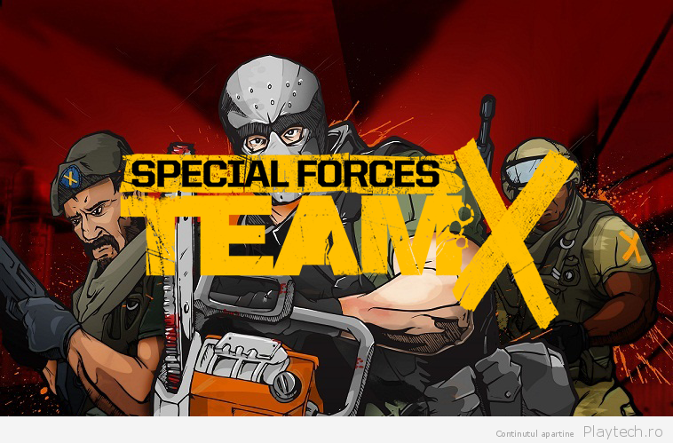 Review Special Forces Team X