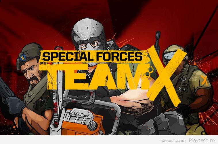 Special Forces: Team X – Impuscaturi desenate [REVIEW]