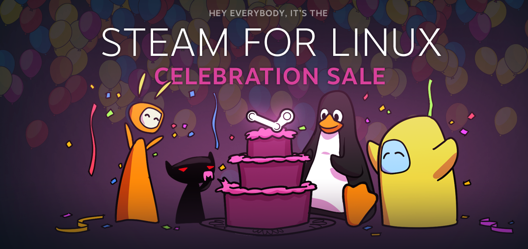 Steam iese din beta pe Linux