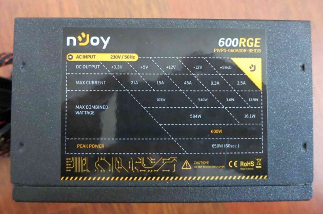 Sursa nJoy Rogue 600RGE (5)
