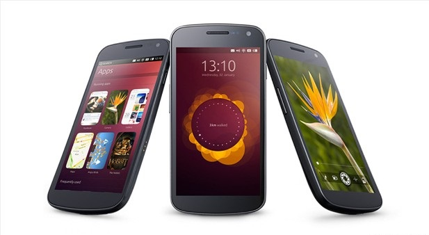 Ubuntu smartphone lansare
