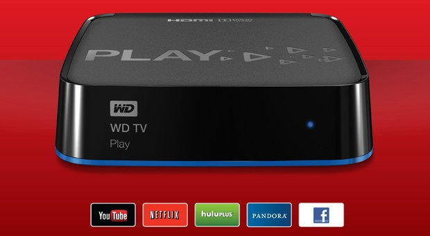 WD TV Play este cel mai nou player standalone creat de Western Digital