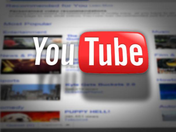 YouTube Billboard chart