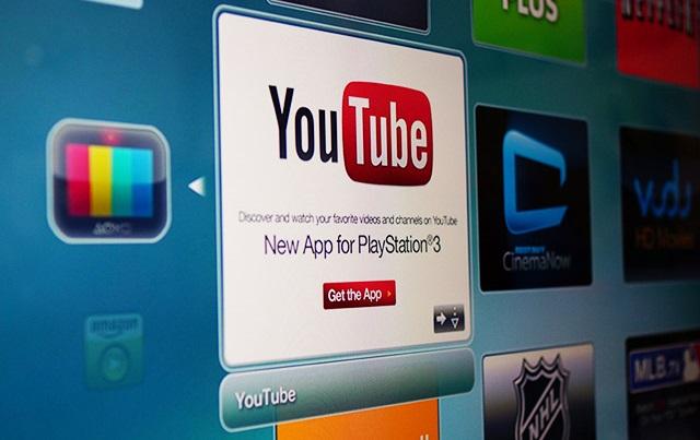 PlayStation 3 primeste aplicatie de YouTube