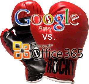 googlevs365
