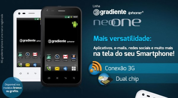 iPhone Neo One Brazilia brand