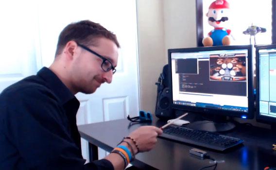 Proiectele cu Leap Motion, o concurenta serioasa pentru Kinect