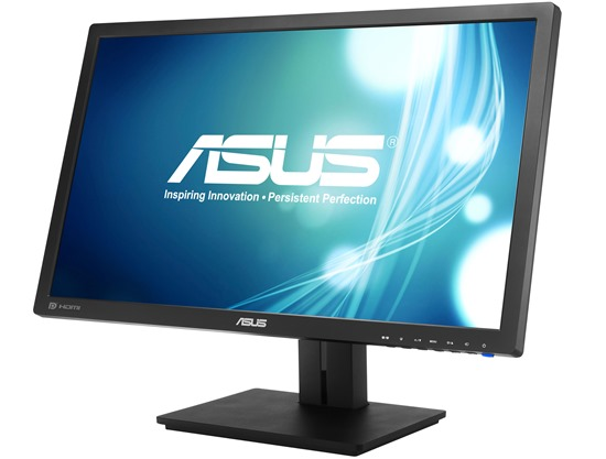 Review ASUS PB278Q Monitor highres front