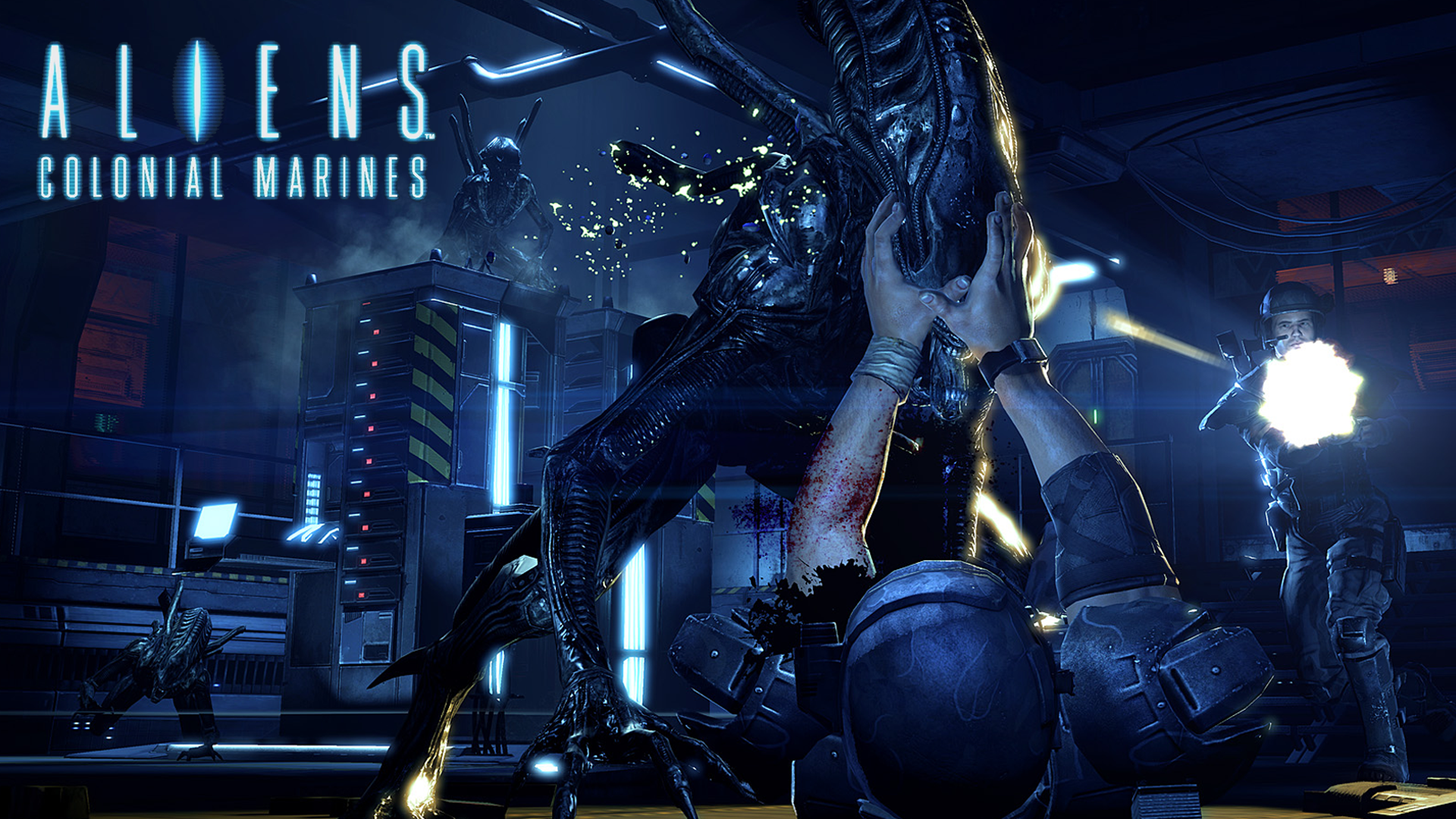 Aliens: Colonial Marines primeste patch de 4 GB