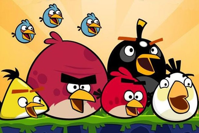 Angry Birds iOS Free