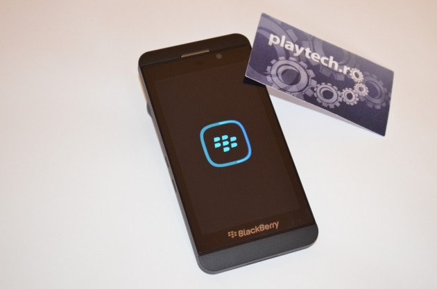BlackBerry Z10 Boot