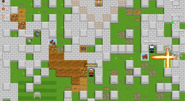 Bomberman devine peste noapte un MMO gratuit