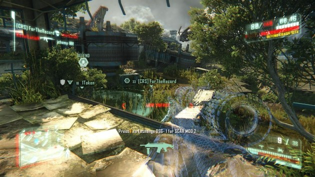 Crysis 3 Crash Site