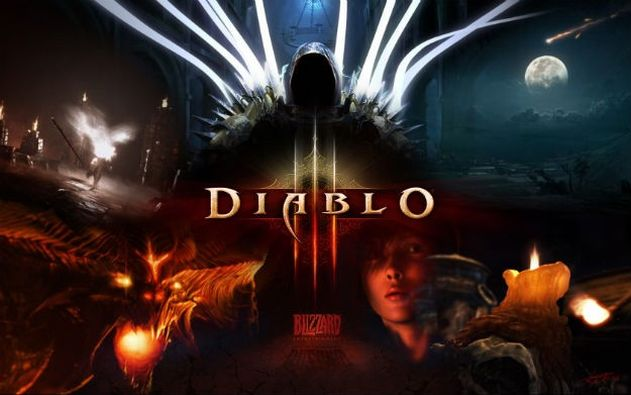 Diablo III – PS3 Gameplay