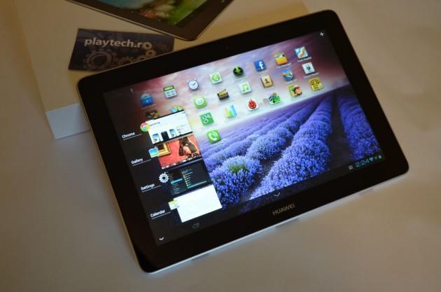 Huawei MediaPad 10 FHD Aplicatii