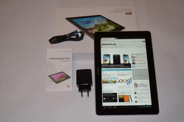 Huawei MediaPad 10 FHD Pachet