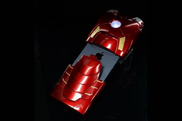 Iron Man Mark VII Carcasa iPhone 5