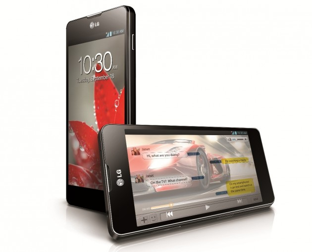 LG Optimus G Display