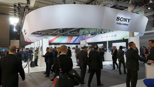 MWC 2013 Stand