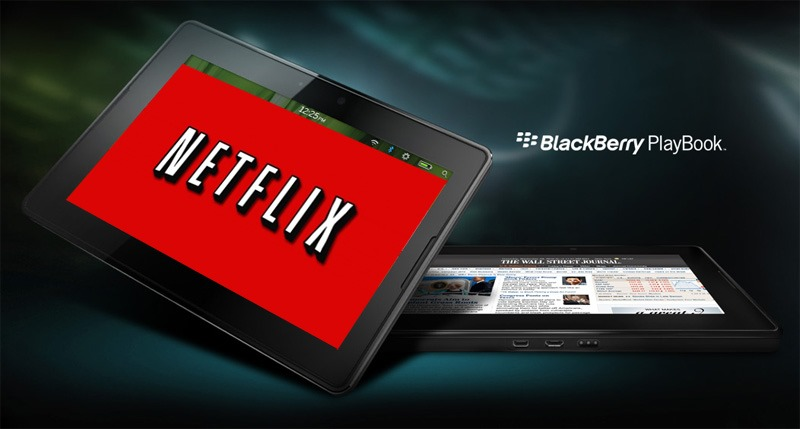Netflix blackberry 10 app bbx