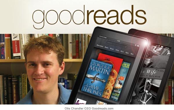 Amazon a achizitionat Goodreads, pentru recomandari mai bune pe Kindle