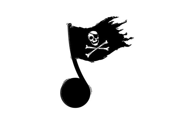 Pirateria de muzică e mai populară decât ai fi crezut