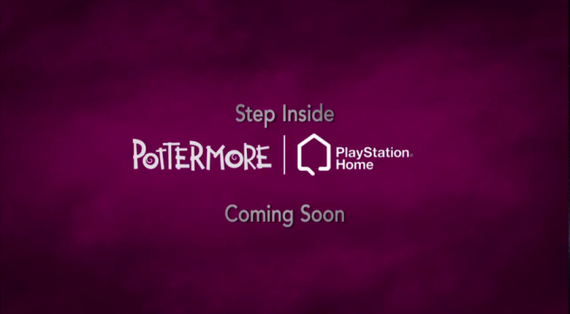 Pottermore Harry Potter