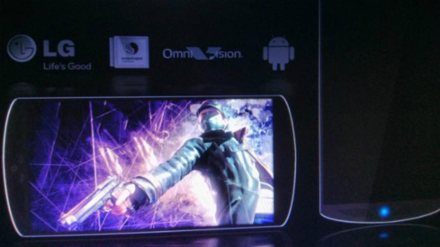 Prototip LG Nexus 5