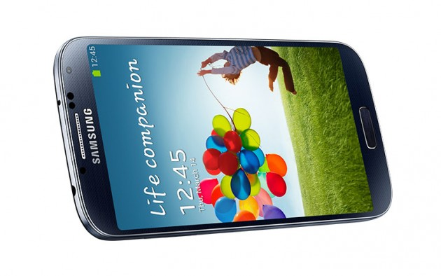 Samsung Galaxy S 4 Lateral