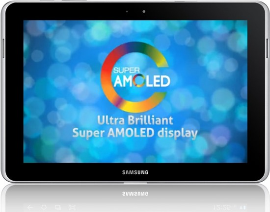 Samsung Galaxy Tab Note Full HD Super AMOLED