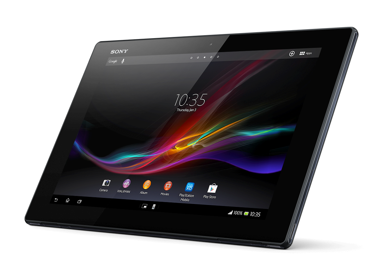 Sony Xperia Tablet Z facuta bucati [+VIDEO]