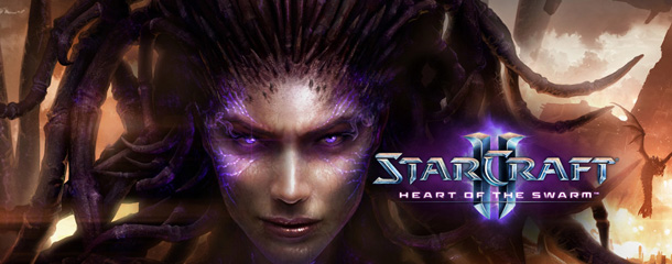 StarCraft II: Heart of the Swarm se lanseaza in aceasta seara