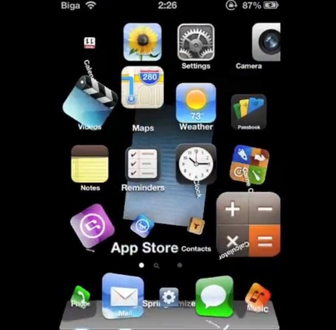 Harlem Shake pe iOS cu Jailbreak