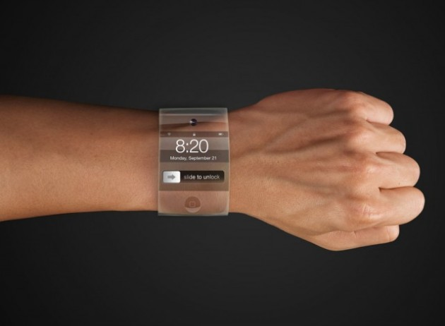iWatch Concept viitor