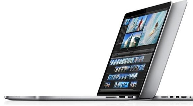 macbook pro retina proces anti ecran