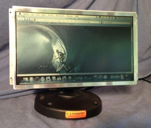 Sol Computers lanseaza un monitor Pixel Qi pentru lumina puternica