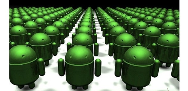 Android Army miliard